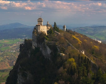 De La Fratta - Republic of San Marino - Italy - Color Photo Print - Fine Art Photography (ITSM17)