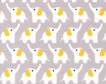 1 Yard, Sale Organic Cotton Flannel, Fabric by the Yard, Cloud9 Fabric