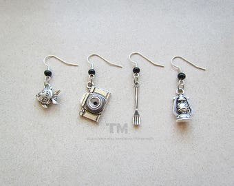 Stand by Me – Final Fantasy XV Inspired Earrings