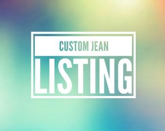 Custom jeans, distressed custom denim, custom distressed jeans, ripped jeans, custom shorts, boy jeans, girl jeans, baby jeans,