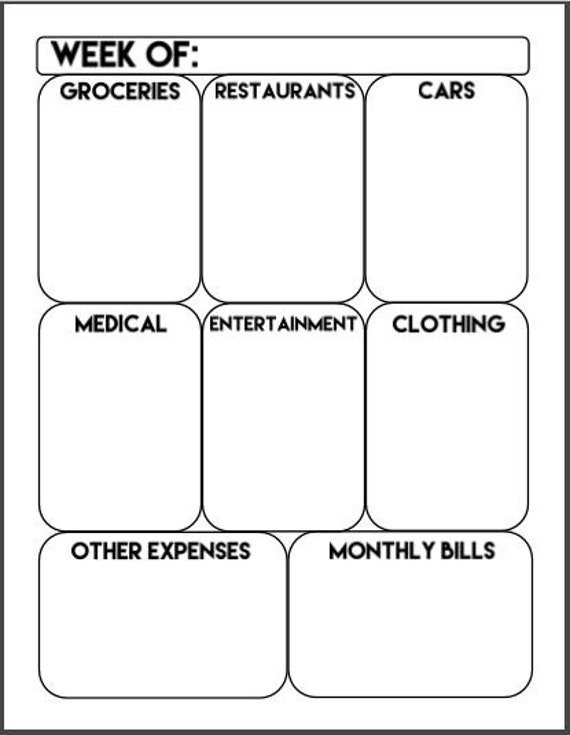 grocery expense tracker