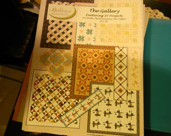 The Gallery Quilt Pattern Booklet