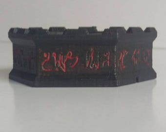 Dead Space Hand painted Replica Marker Base