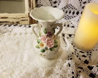 Bisque by Bradley mini vase