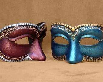 latex precious eye mask for LARP, costume, cosplay