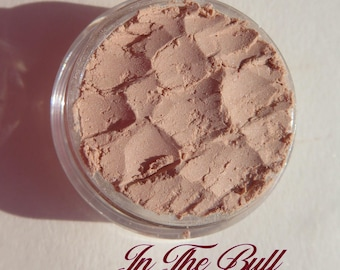 Light Brown Mineral Eyeshadow | Loose Pigments | Cruelty Free | Vegan Mineral Eye Shadow - In The Buff
