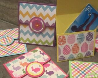 Easter/Spring Gift Card Holders (2)