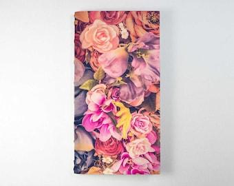 Travelers Notebook Insert - Vintage Floral.  Bullet Journal, Midori Insert, Fauxdori Insert, Planner Insert, Traveler's Notebook Refill.