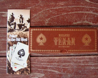 Playing Cards Unused Texan No 45 Poker Cards