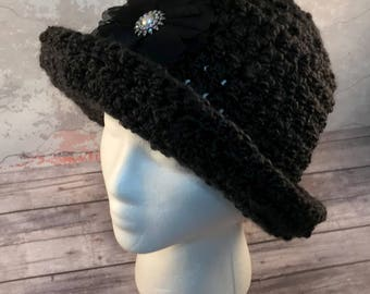 Soft Cloche Hat
