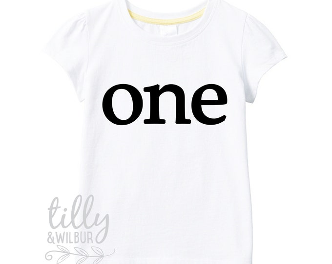 One Shirt For Girls
