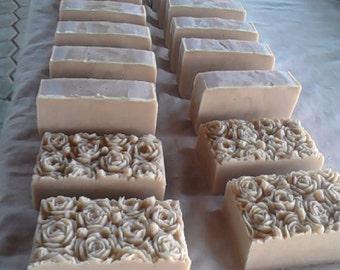 Rhassoul Clay Shampoo Bar/Natural/Home Made/Hand Made/8oz