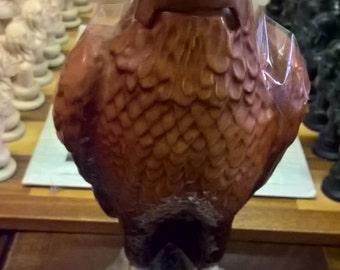 Golden Eagle Decanter