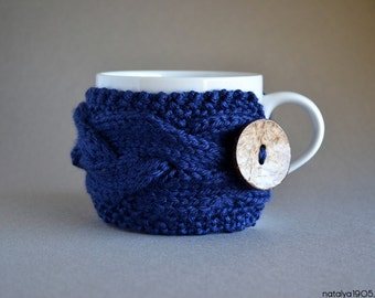 Cup Cozy, Coffee Sleeve, Coffee Mug Cozy, Tea Cozy, Coffee Cup Sleeve, Coffee Cozy, Coffee Cup Cozy, Coffee Mug Sleeve, Husband Gift