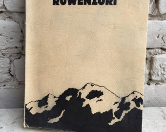 Ruwenzori book scientific expedition 1932