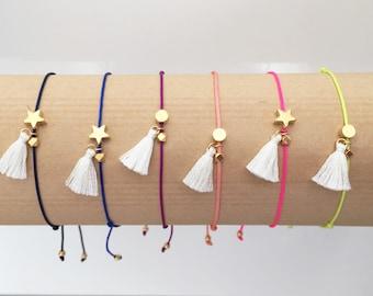 Small nylon Friendship Bracelet