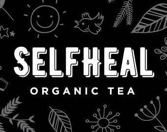 Selfheal organic tea English Breakfast