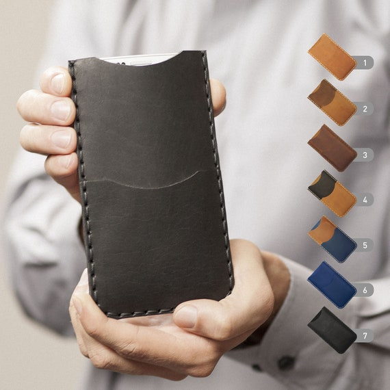 Fairphone 2 Case Pouch. Handmade Cover Genuine Real Leather Shell Wallet Sleeve Rough Vintage Style Custom Sizes