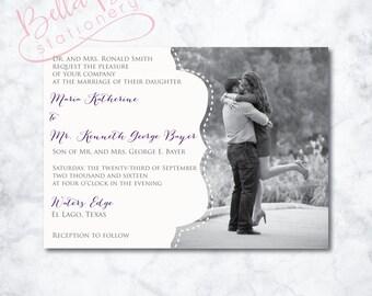 Maria Wedding Invitation Suite