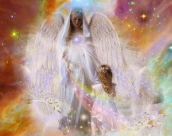 Angel Reading- Past Present and Future-let the angels guide and protect you !