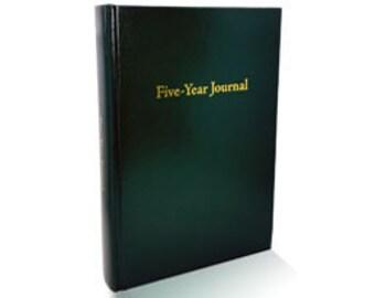 Five-Year Journal (Hunter Green)