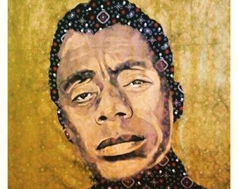 James Arthur Baldwin 32X32