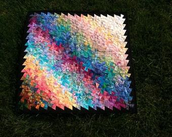 Batik Art Quilt