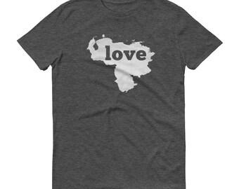 Venezuela, Venezuelan Clothing, Venezuela Shirt, Venezuela T Shirt, Venezuela TShirt, Venezuela Map, Venezuela Gifts, Made in Venezuela