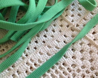 Cord flat vintage late 20 century, quite soft material and extensile