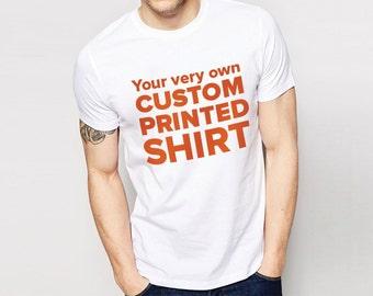 Custom Tee Shirt Printing