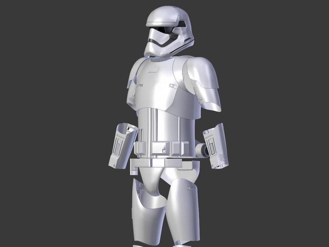 Atemberaubend Stormtrooper Rüstung Vorlage Fotos ...