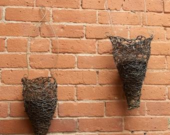 Hanging Planters I & II