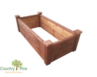 Rectangle Raised Garden Bed **8 Colours**