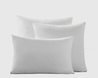 Pillow Inserts | 95/5 Duck Feather