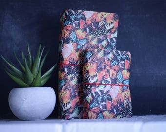 Traveler's Notebook - Butterfly - Leather - Madame Butterfly - Butterfly Journal