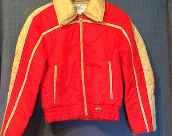 Vintage Profile Hertha Amen Ski Jacket/ Ski Coat