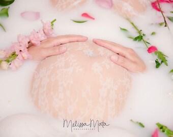 maternity lace dress, milk bath lace dress, lace dress, beach dress, lace maternity dress, lace boudoir, maternity dress, lace