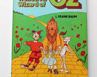 The Wizard of Oz By L. Frank Baum 1979