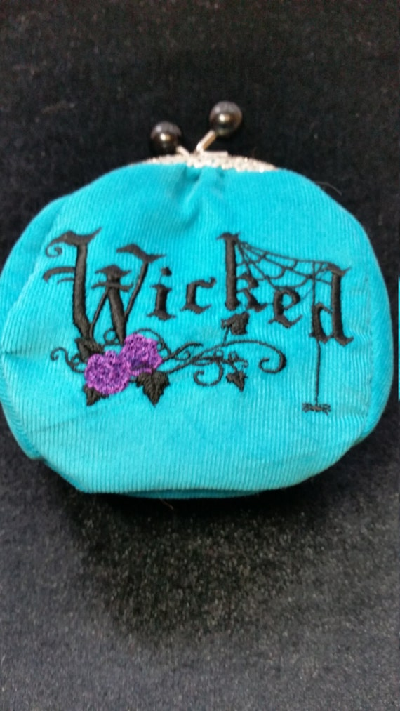 L436  Coin purse.  Wicked