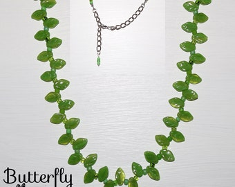 New Growth necklace