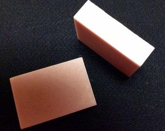 Rose Garden Clay -Glycerin soap
