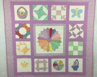 30's Reproduction Baby Quilt
