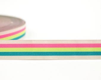 WebBand Stripes Phantom Farbenmix (2.10 EUR/meter)