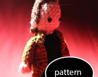 Pattern for Gabriel Supernatural Mini