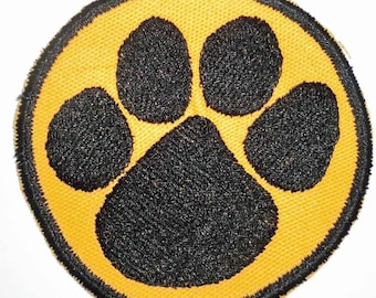 Iron-On Patch - PAW