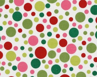 Patchwork polka dot miller play dots fabric