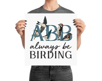 ABB: Always Be Birding