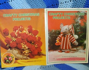 Crafty Christmas Projects 1979