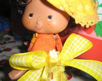 Vintage Strawberry Shortcake Orange Blossom Outfit 1