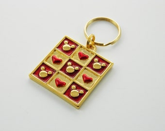 Vintage Mickey Mouse Keychain